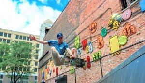El skateboarding es uno de los nuevos deportes para el próximo Tokio 2020.