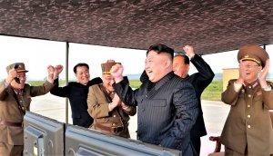 Kim Jong Un es conocido por sus excentricidades y actuaciones provocativas.