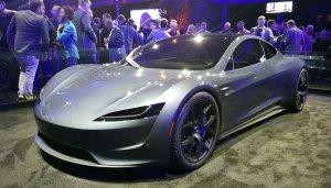 El Tesla Roaster es tan bonito por dentro, como por fuera, con unas prestaciones únicas para la marca Tesla.