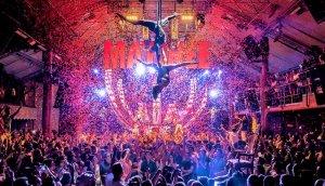 Matinée es una fiesta típica de la discoteca Amnesia, una de las más importantes de Ibiza y del mundo.