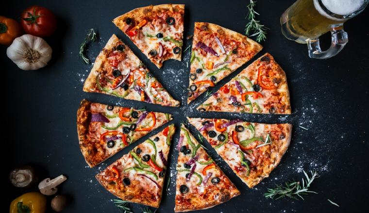 Como hacer pizza en casa colombia