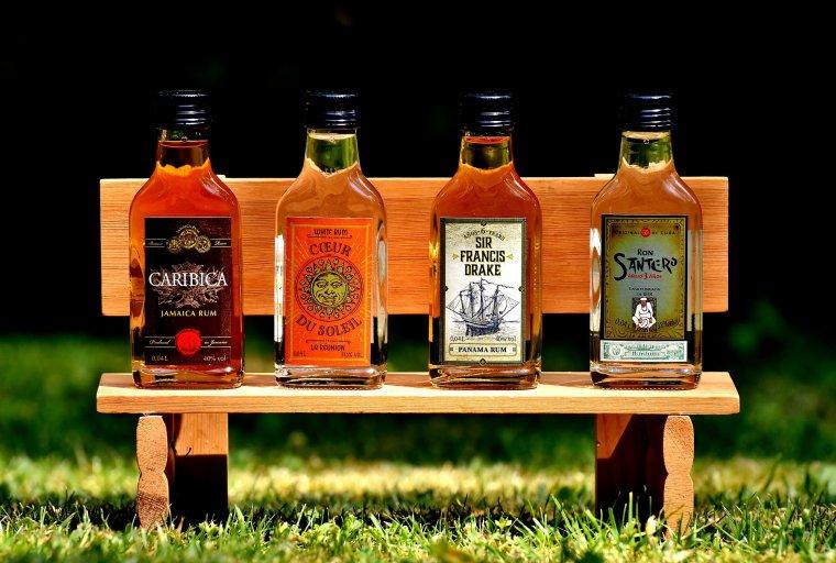 El ron es una de las bebidas alcohólicas más consumidas de todo el mundo.
