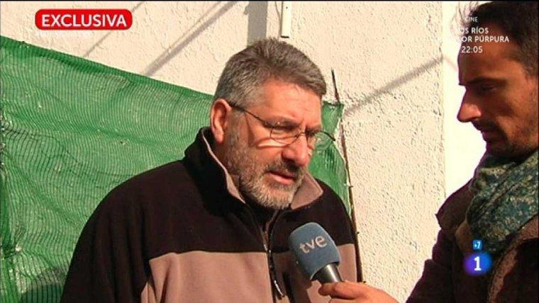 El Violador de Pirámides apareció públicamente ante las cámaras pidiendo perdón en un canal de televisión español.