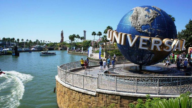 En Orlando hay dos cosas inigualables; el Universal Resort y el parque temático de Disney.