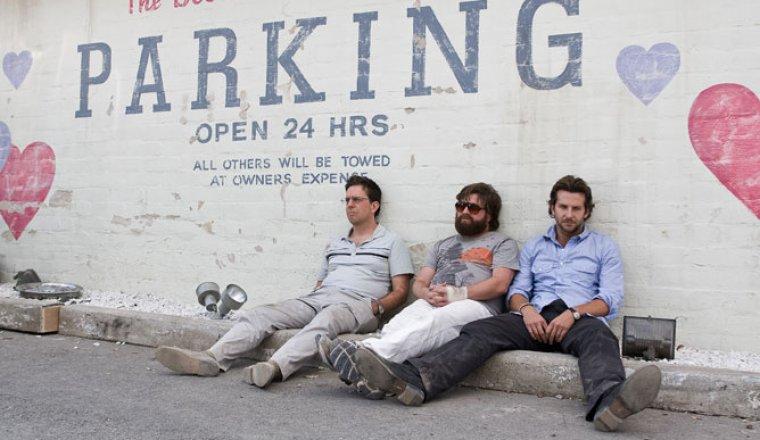Fotograma de la película Resacón en Las vegas.