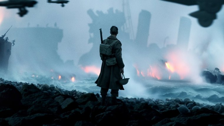 La película de Dunkerque se ha convertido en una de las más decepcionantes. No porque sea mala, sino porque no ha sido como debería.