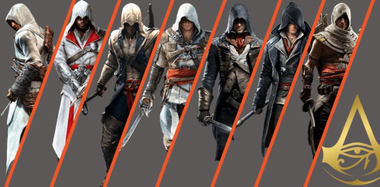 Assassins Creed es una de las mejores sagas de videojuegos de este milenio.