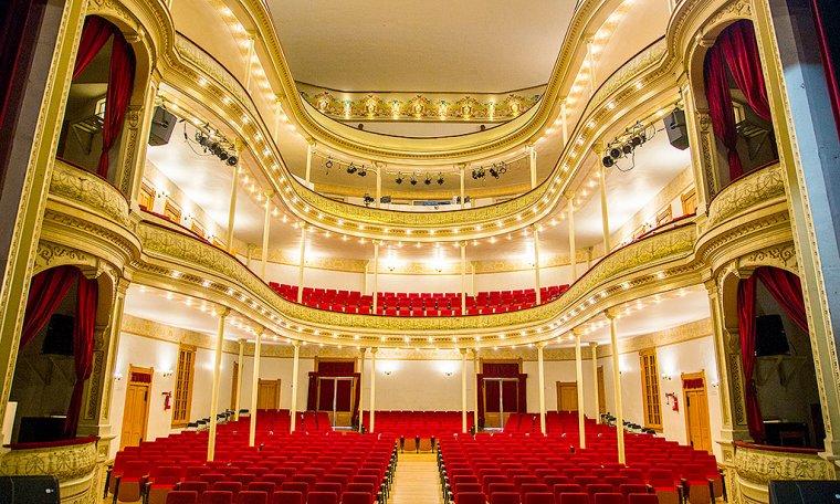 Teatro situado en zacatecas.