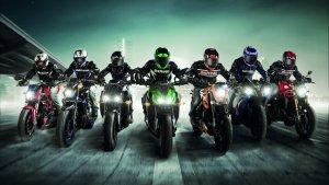 Kawasaki se consagra como una de las mejores marcas de motos del mundo.