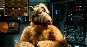 Alf, todo un icono de las series de los 90.