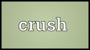 Te explicamos el significado de crush e instant crush, dos expresiones populares.
