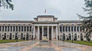 Museo del Prado, uno de los museos de Madrid más destacados.