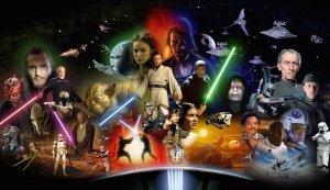 Una guía completa de los personajes de Star Wars en todas las películas de la saga.