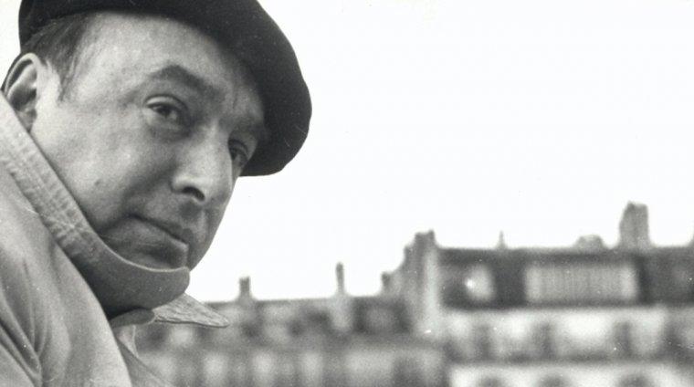 Grandes frases de Neruda, el gran poeta chileno.