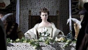 Fotograma de la serie histórica The Crown en su tercera temporada.