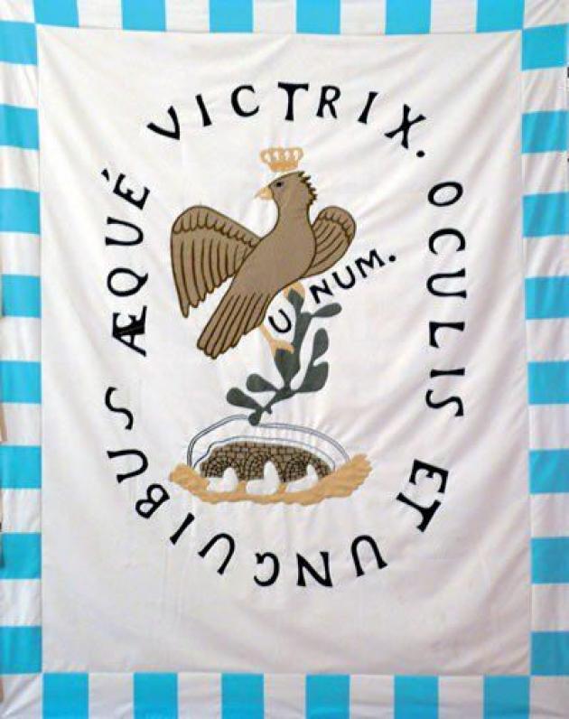 Bandera de Morelos.