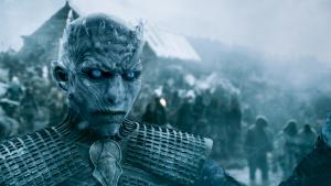 El Rey de la Noche, líder de los Caminantes Blancos.