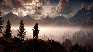 Horizon Zero Dawn, juego de mundo abierto para PS4.