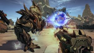 Imágenes del gameplay de Borderlands 3.