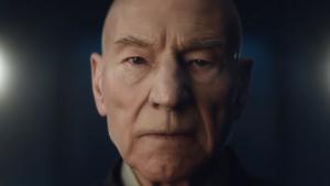 Primeras imágenes de 'Star Trek: Picard'.