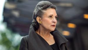 Star Wars recuperará escenas con Carrie Fisher en su última entrega.