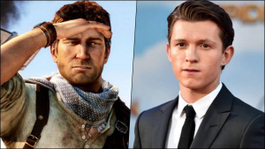 Tom Holland interpretará a Nathan Drake en la película de 'Uncharted'.