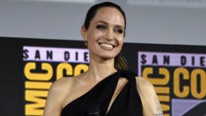 Angelina Jolie afronta un nuevo reto al formar parte del elenco de 'The Eternals'