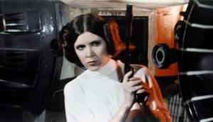 Carrie Fisher en 'Star Wars'