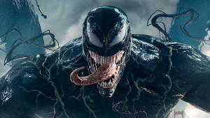 Imagen de la película Venom.