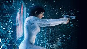 Imagen del film de 2017 Ghost in the Shell.