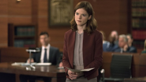 La cuarta temporada de 'The Good Fight' no contará con Rose Leslie.