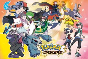 Imagen promocional del nuevo juego de Pokémon.
