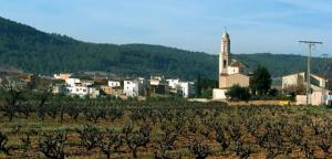 El municipi de Bonastre.