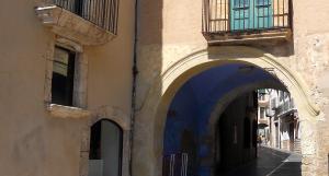 El Portal del Pardo del Vendrell.