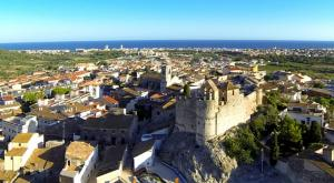 El Castell de Calafell.