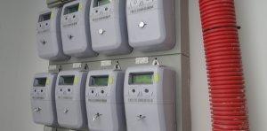 Comptadors d'electricitat.