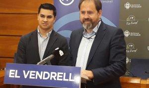 Jero Merino i Miguel Àngel Cilleruelo.