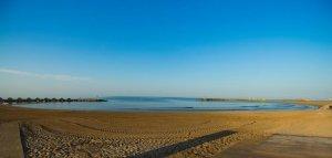 El litoral de Cunit.