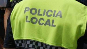 La policia de Calafell ha identificat els cinc responsables d'aturar el tren.