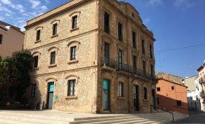 L'Ajuntament de Calafell.