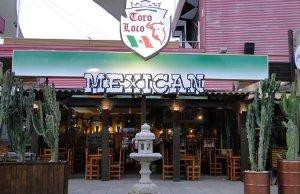 El Toro Loco, restaurant de menjar mexicà al Vendrell.