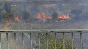 L'incendi de Santa Oliva.