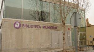 La Biblioteca Municipal de l'Arboç.