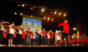 L'escola de música Contrapunt segueix creixent.