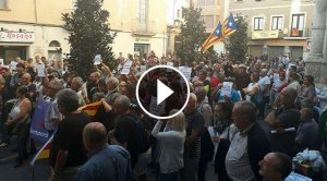 Vídeo concentrats al Vendrell.