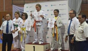 El Taekwondo de la Lira Vendrellenca va fer un gran paper a Tarragona.