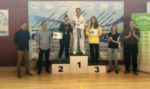 El Taekwondo Lira Vendrellenca s'ha endut quatre medalles a l'Open de Cunit.