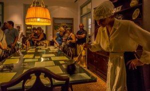 La visita teatralitzada al Museu Pau Casals del Vendrell.