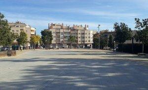La rambla Josep Cañas és un dels espais proposats per fer el mercat,