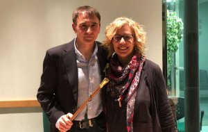 Josep Carreras ha agafat el relleu de Cristina Carreras.